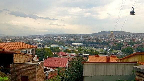 Tbilisi, Hauptstadt von Georgien