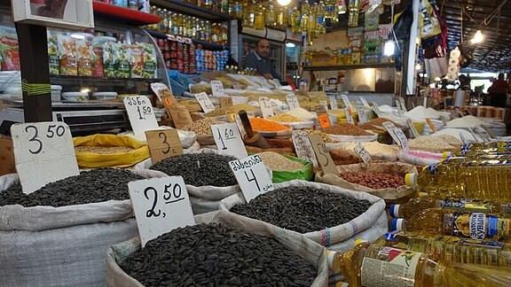 Markt  in Tbilisi