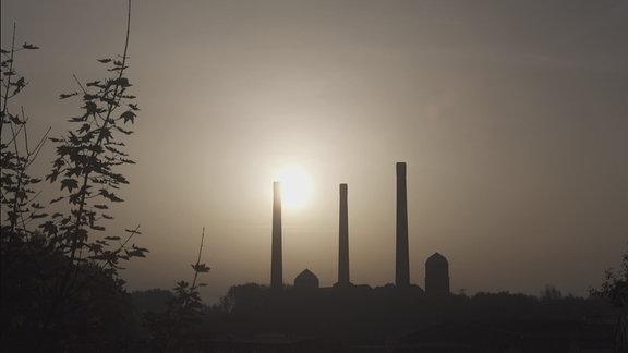 Ein Kraftwerk