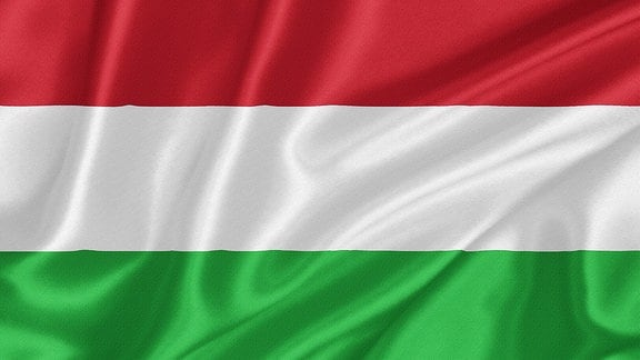 Die Flagge Ungarns