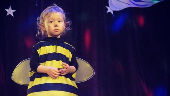 Kinderkarneval Biene Maja