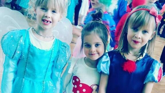Kinderkarneval Prinzessin
