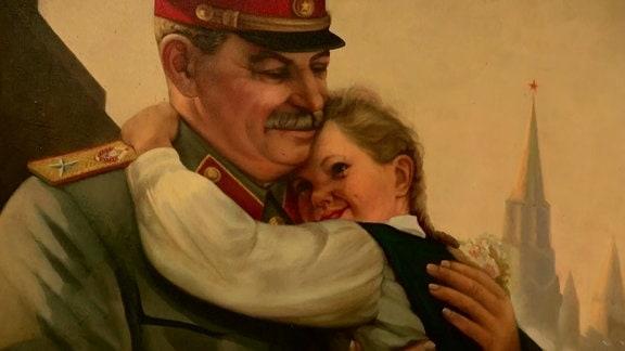 Stalinkult in Georgien