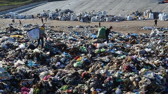 Müllkippe (Rumänien)