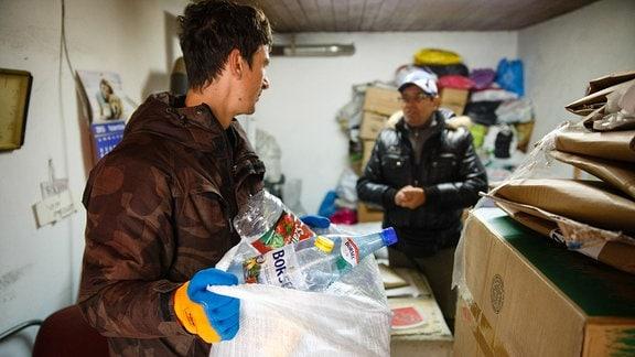 Rumänien produziert EU-weit pro Kopf die kleinste Menge an Hausmüll