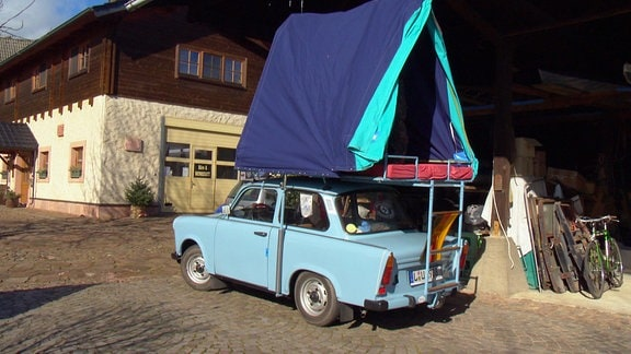 Camping DDR