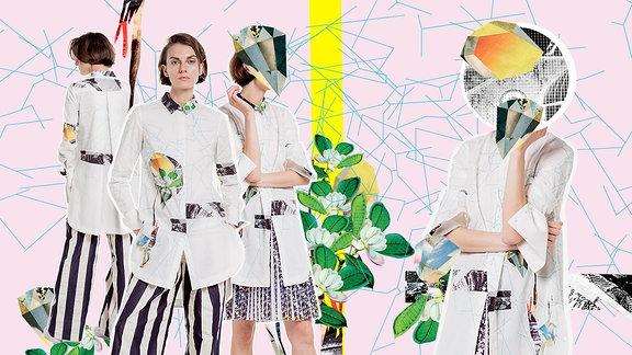 Werbung polnische Designer Confashion