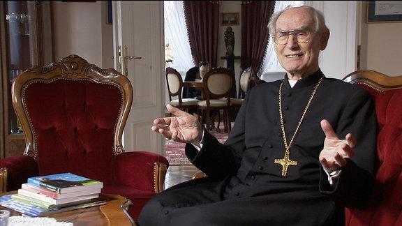 Erzbischof Alfons Nossol