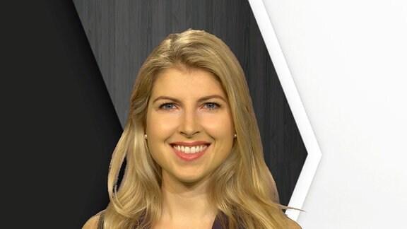 Moderatorin Bibiana Barth