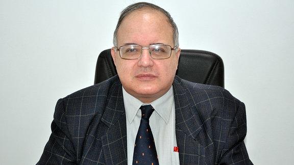 Der Bukarester Historiker Bogdan Murgescu
