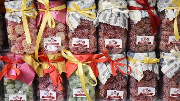 Selbgemachte Bonbons aus Belgrad