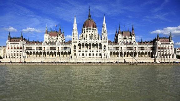 ungarisches Parlament in Parlament
