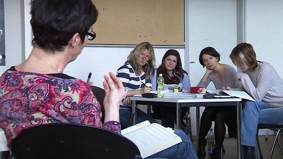 Eine Gruppe Frauen