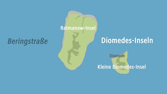 Diomedes-Inseln