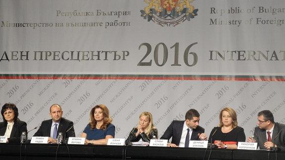 BSP-Politikerin Elena Iontscheva