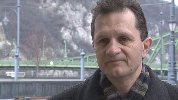 Ungarischer Energieexperte Balaszs Felsmann