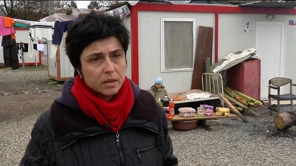 Flüchtlingsproblem in Bulgarien