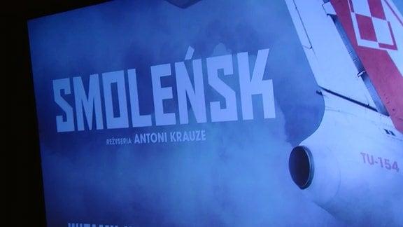 Der Flugzeugabsturz von Smolensk als Film