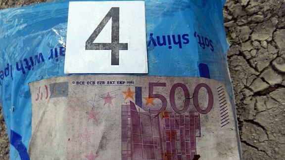 Fünfhundert-Euro Schein