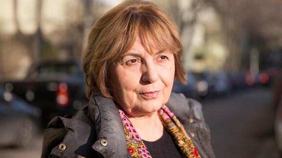 Rumänische Schriftstellerin Gabriela Adamesteanu