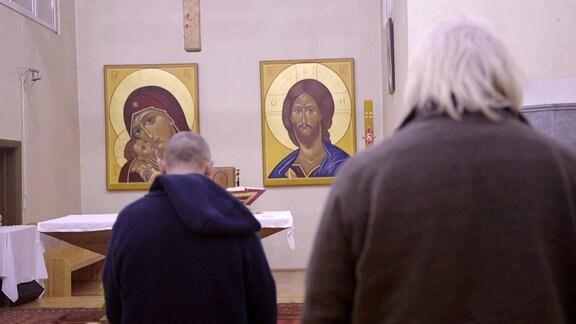 Gebet statt Alkohol. Mönche gegen Litauens Suchtproblem.