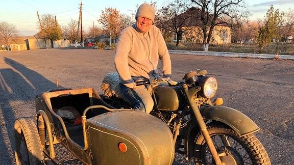Mann Motorrad