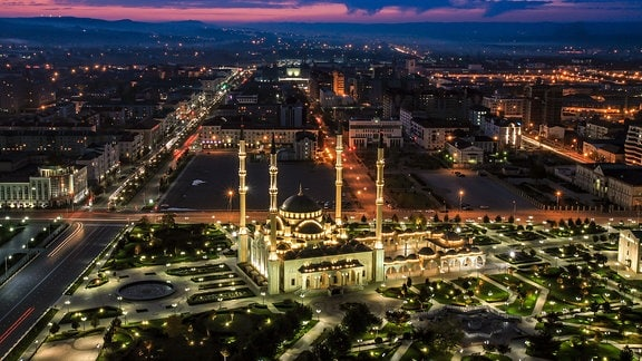 Skyline Grosny