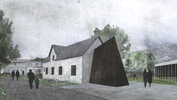Das Geburtshaus soll zu einem Museum werden