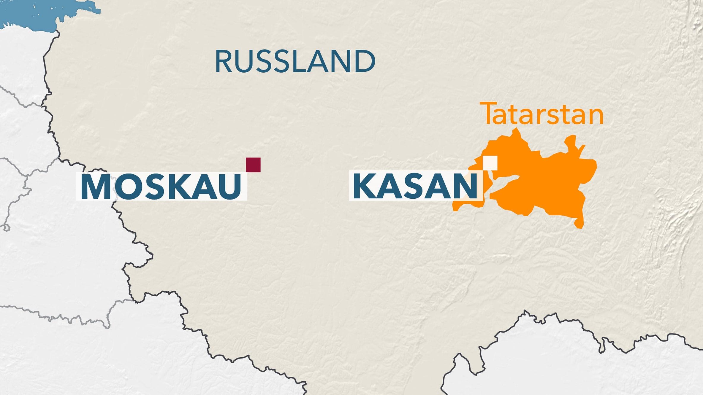 Tatarstan – Kann man das essen?