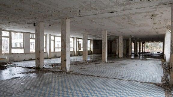 Sowjetkasernen im ehemaligen Ostblock