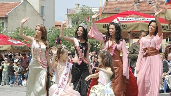 Rosenfest in Kazanlak