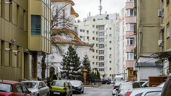 """Kirche des Entschlafens der Gottesmutter """"Olari"""" in Bukarest"""