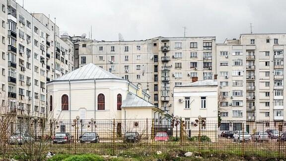 Große Synagoge in Bukarest
