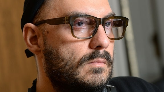 Der russische Kultregisseur Kirill Serebrennikow.
