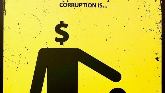 Themebild Korruption