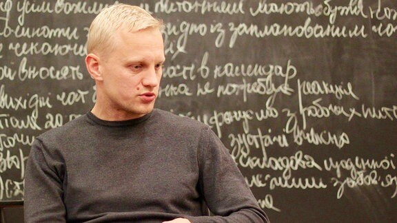 Vitali Shabunin, Anti-Korruptions-Aktivist