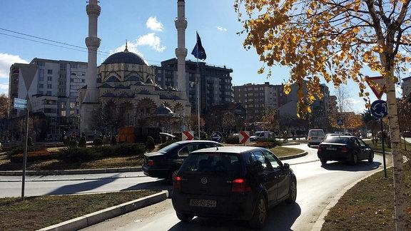 Moschee von Mitrovica