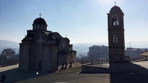 Kirche Mitrovica
