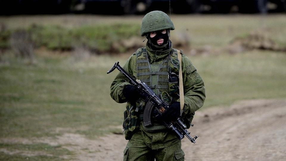 Gab es einen Krieg auf der Krim? | MDR.DE
