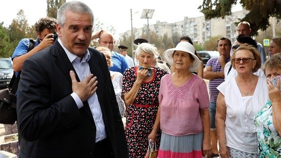 Krim Armjansk Chemieunfall