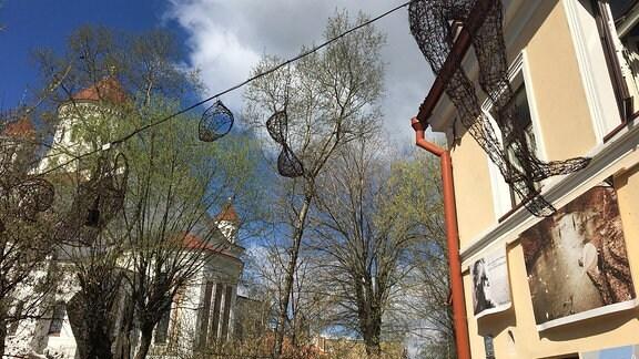 Künstlervirtel in Vilnius