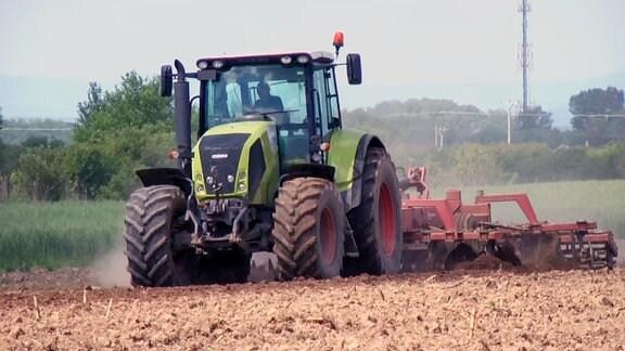 Traktor Slowakei