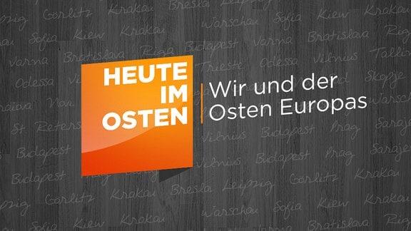 Logo: Heute im Osten