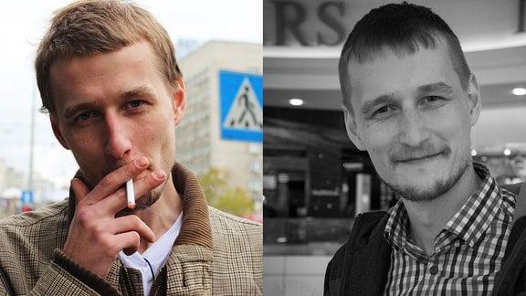 Sergii Aliksiichuk 2015 und 2018