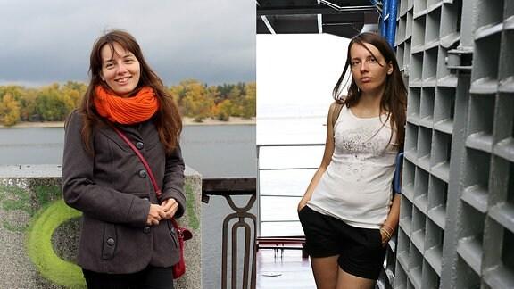 Anja 2015 und 2018