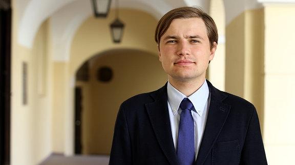 Mariusz Antonowicz ist Politologe an der Universität Vilnius. Er beschäftigt sich vor allem mit der polnischen Minderheit in Litauen.