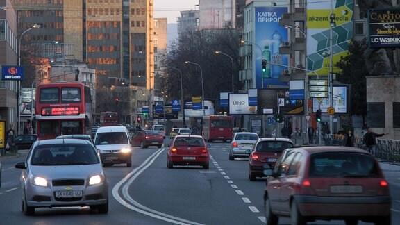 Straße, Verkehr