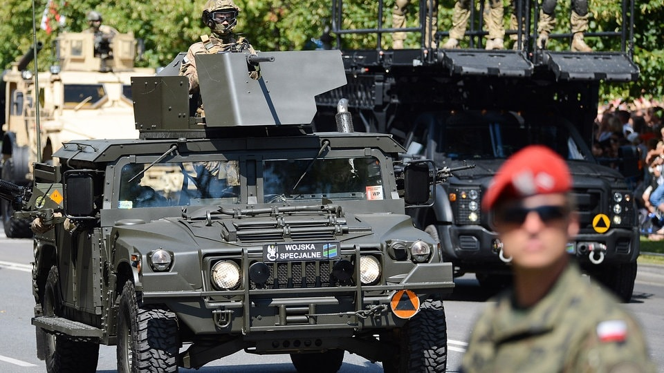 Entfernungsmesser Us Army : Polens marode armee? mdr.de