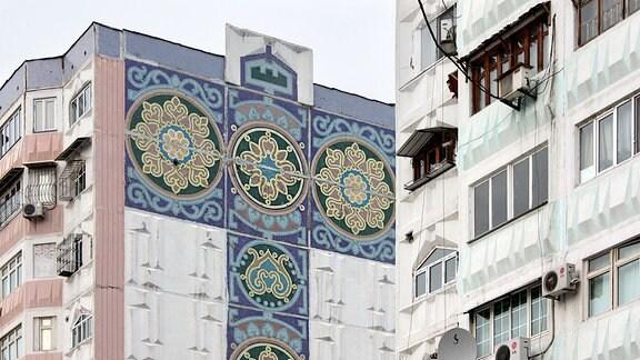 Ornamente Usbekistan 2013