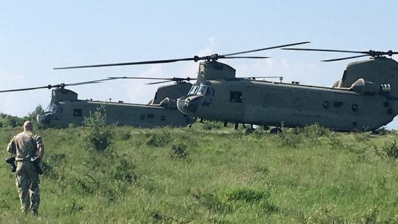 Nato-Manöver in Rumänien